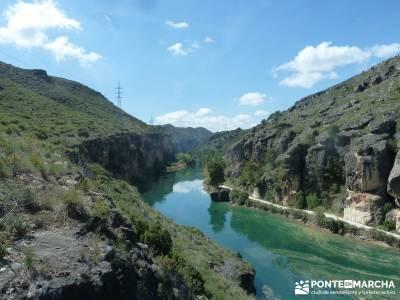 Sierra de Enmedio - Río Guadiela;senderismo por la sierra de madrid singles madrid viajes rutas sen